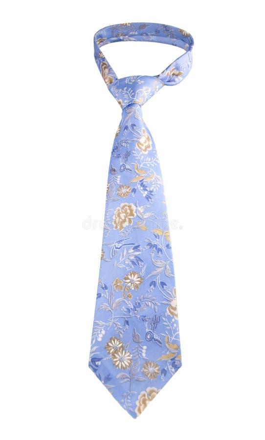 Blue Tie royalty free stock photos