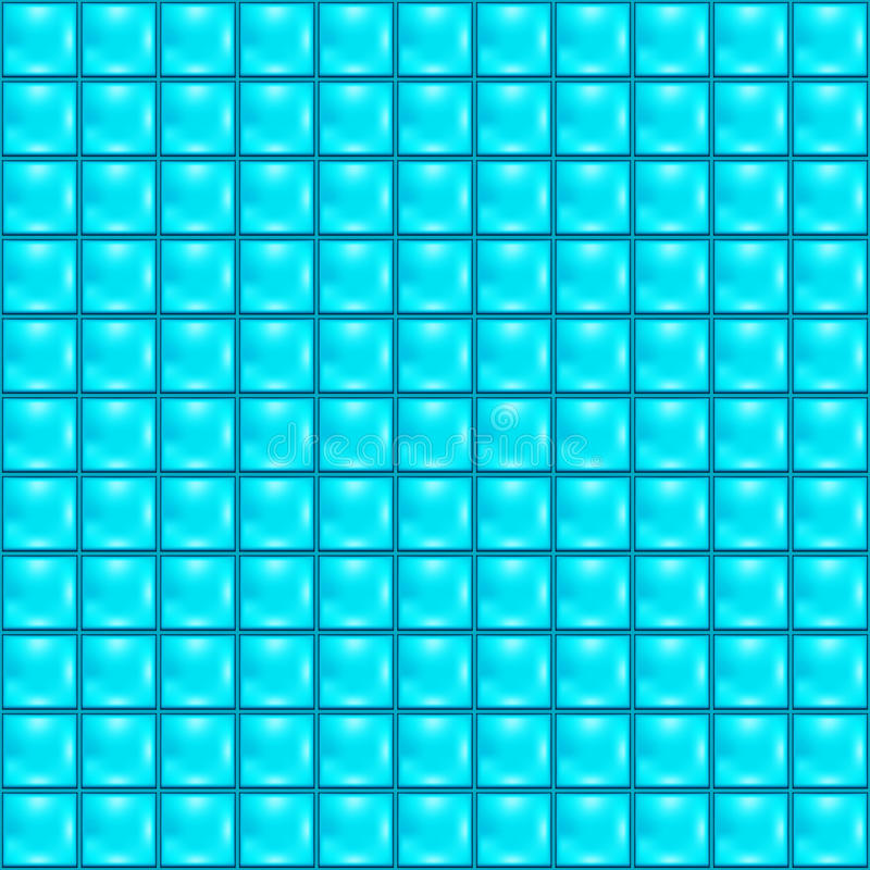 Blue tiles. Vector background with blue tiles vector illustration