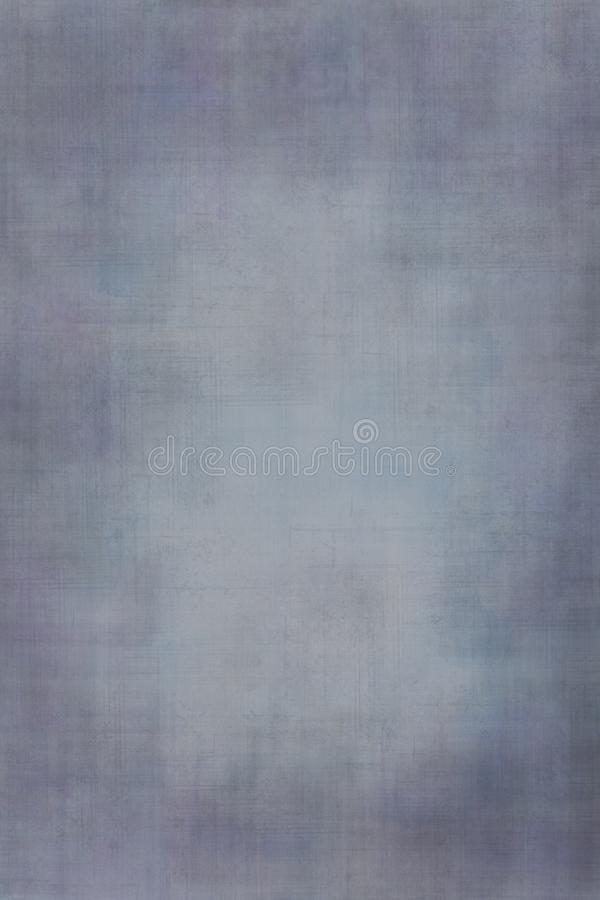Blue To Purple Brushwork Texture Background. This is a brushwork texture or background in shades of blue to purple royalty free stock photo