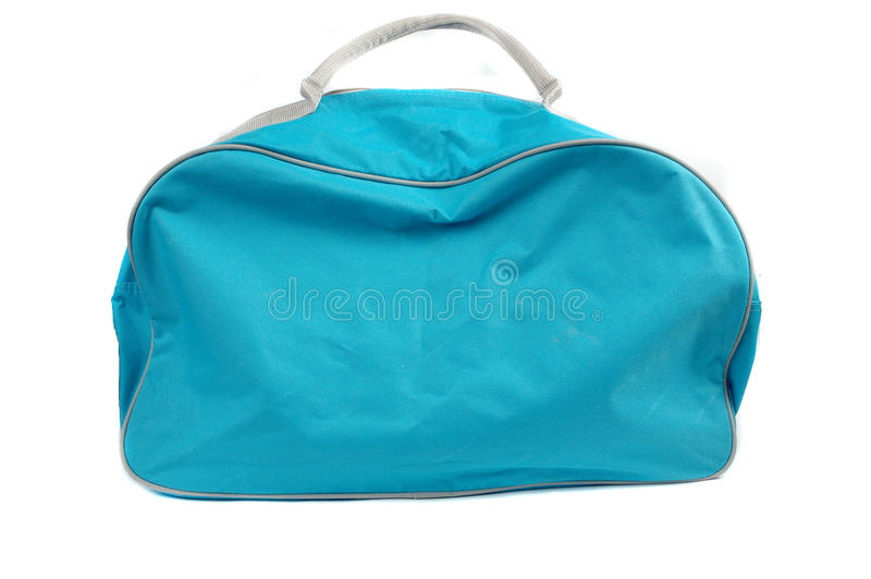 Download Blue Travel Bag Stock Photos - Image: 20653913
