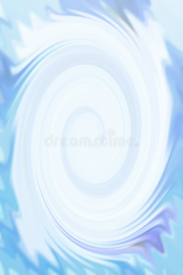 Download Blue twirl stock illustration. Image of pink, colour, texture - 3728642