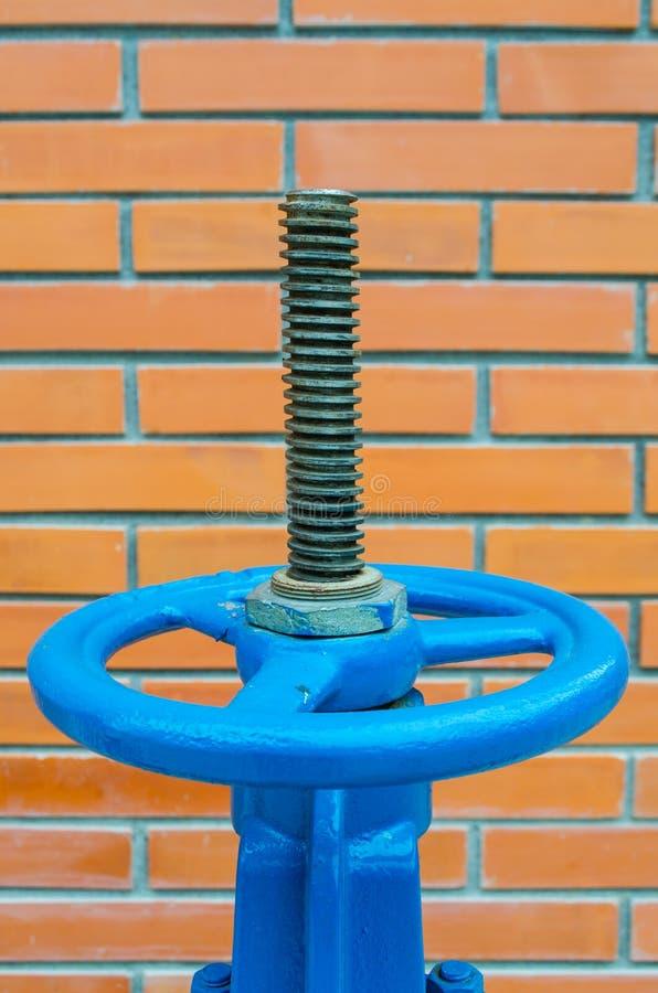 Blue valve