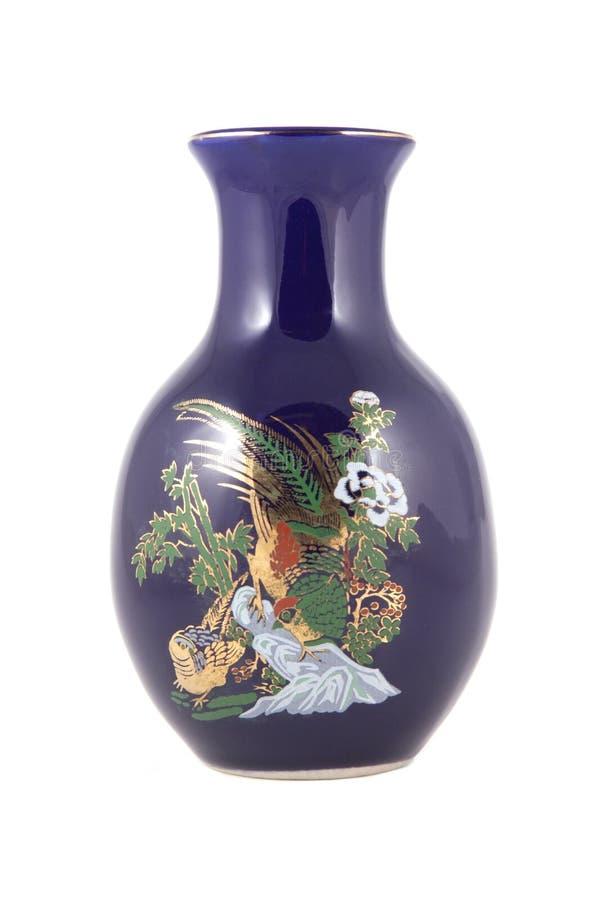 Blue Vase Stock Photos
