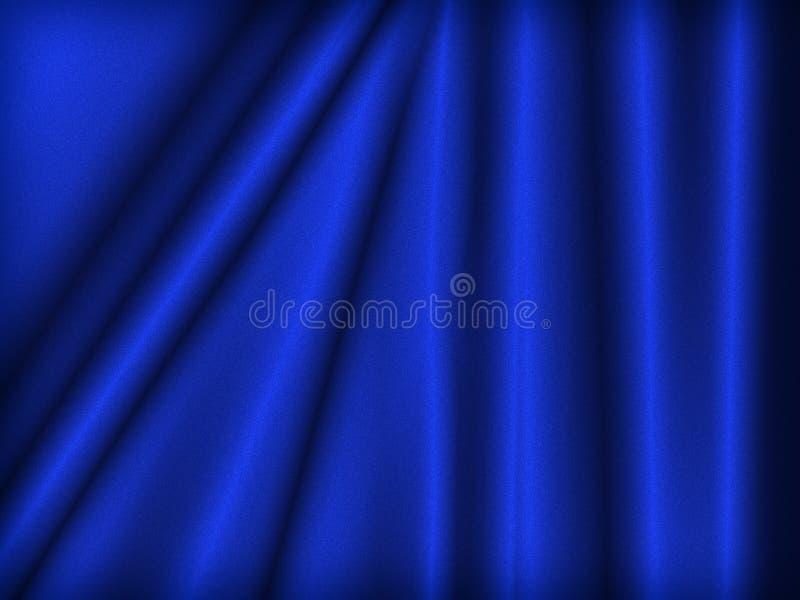 Download Blue velvet stock illustration. Image of velvet, blue - 8755563