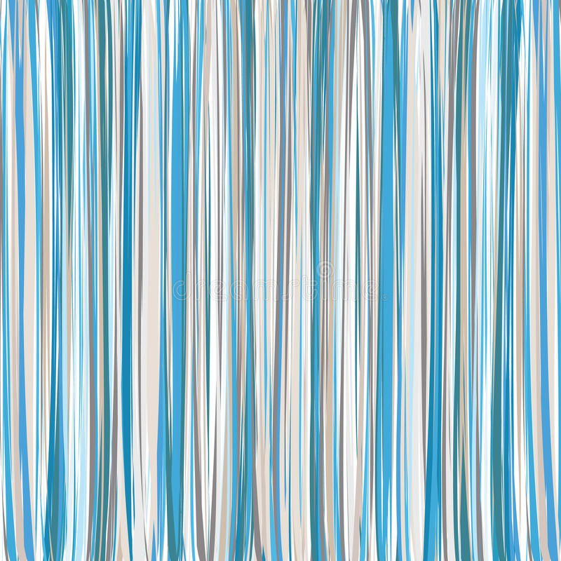 Blue Vertical Striped Pattern. Vector vector illustration
