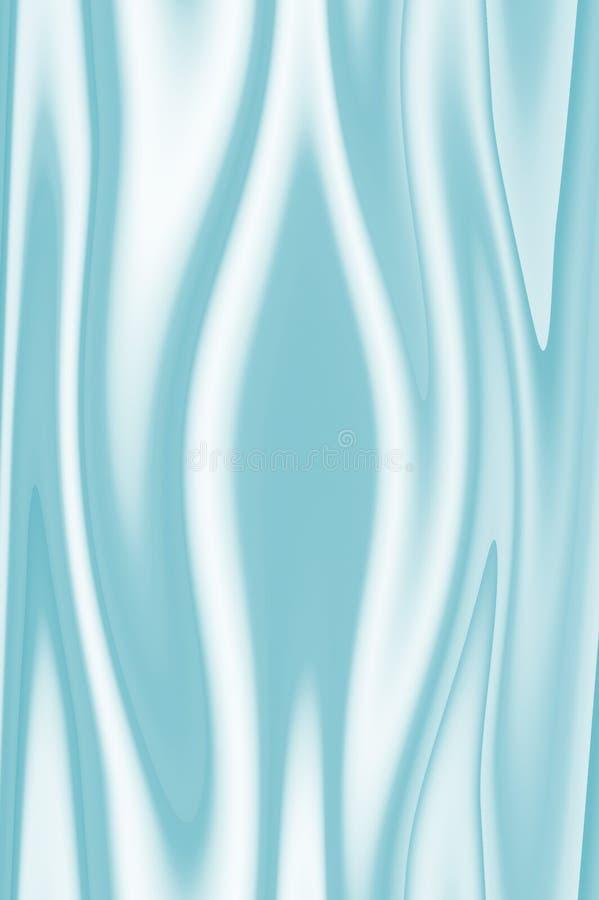Blue verticals stock illustration