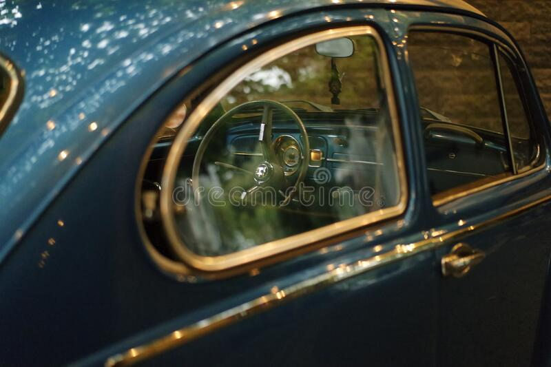 Blue Volkswagen Beetle Free Public Domain Cc0 Image