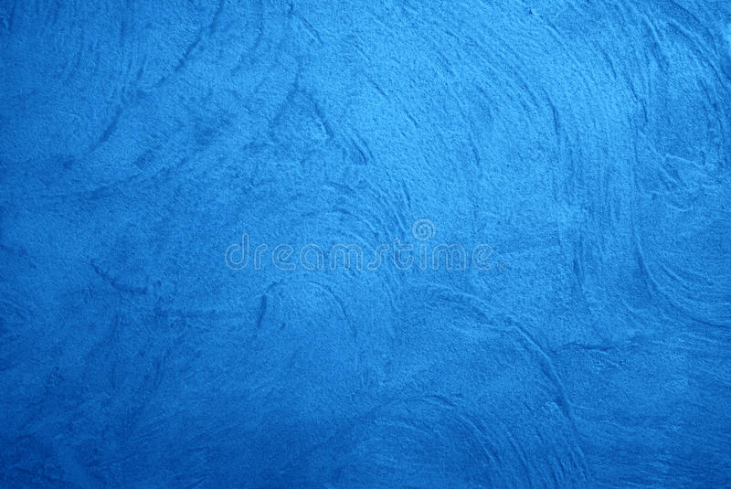 Blue wall. Great background made with a texture of a blue wall royalty free stock photo