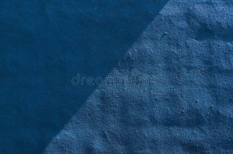 Download Blue Wall. Sunlight And Shadow Stock Photo - Image: 25386372