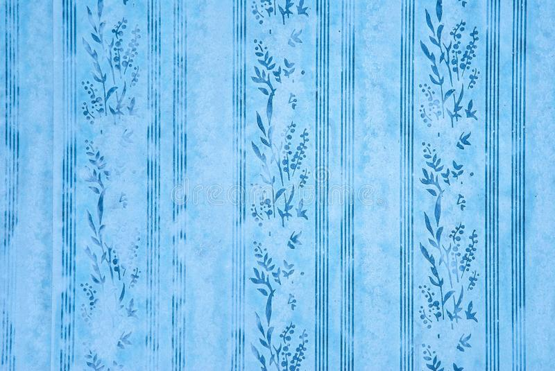 Download Blue wallpaper stock photo. Image of classic, wall, illustration - 21512258