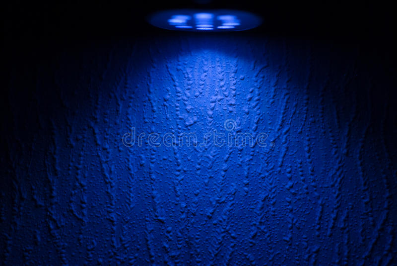 Blue wallpaper royalty free stock photos