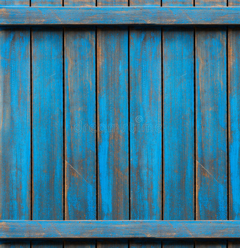 Blue washed wood texture. background old panels. In high detailed photo royalty free stock photo