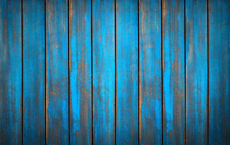Blue washed wood texture. background old panels. In high detailed photo stock photo