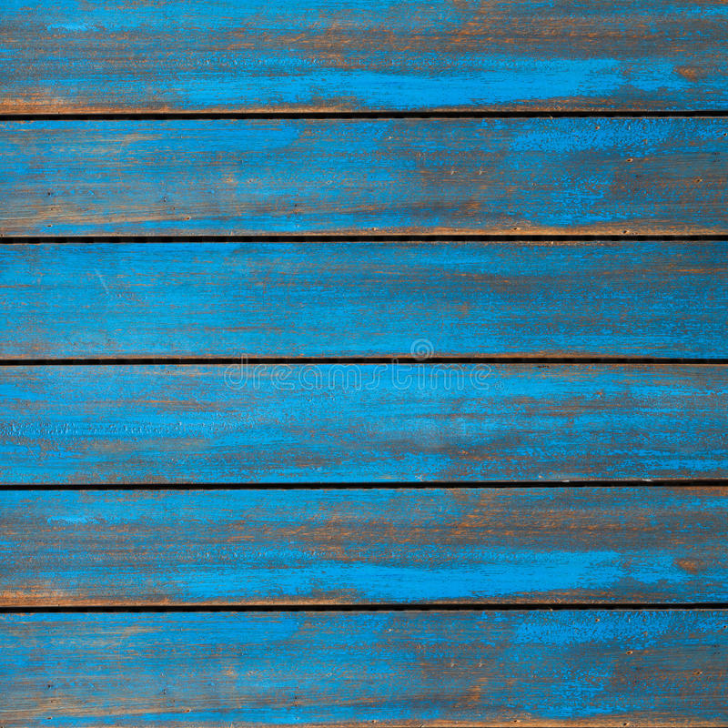 Blue washed wood texture. background old panels. In high detailed photo stock image