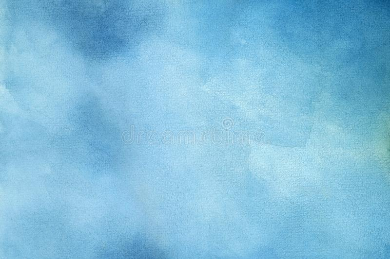 Download Blue Water Color Background Stock Illustration   Illustration Of  Photography, Abstract: 100409900