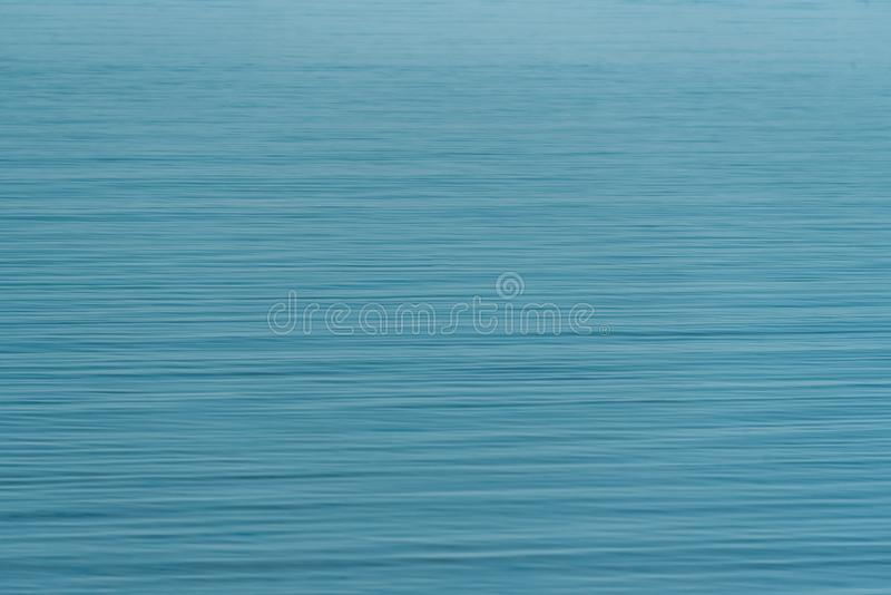 Blue water ripples in Newburyport, Massachusetts.  stock images
