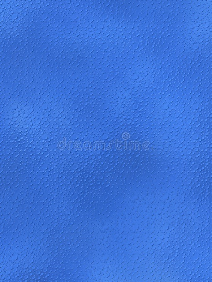Free Blue Waterdrops Background Royalty Free Stock Photos - 216448
