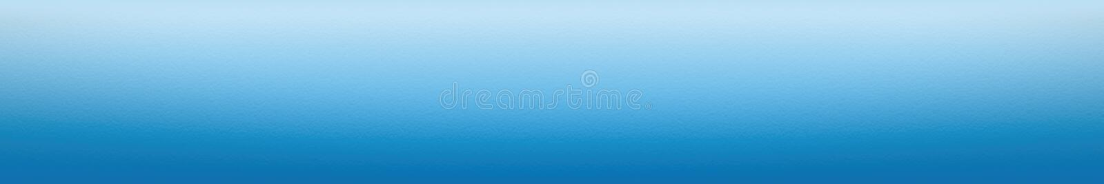 Blue web site header or footer background stock illustration