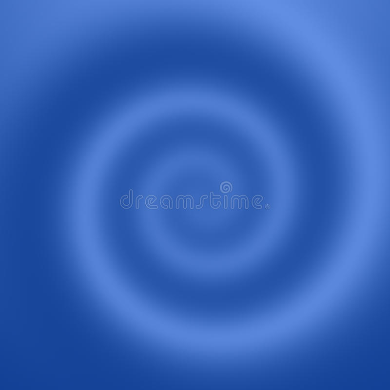 Blue whirlpool background royalty free stock images