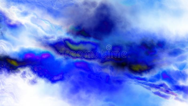 Blue and White Abstract Beautiful elegant Illustration graphic art design Background vector illustration