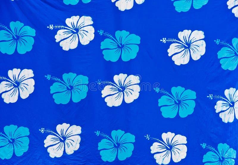 Download Blue And White Batik Fabric Stock Image - Image: 20698187