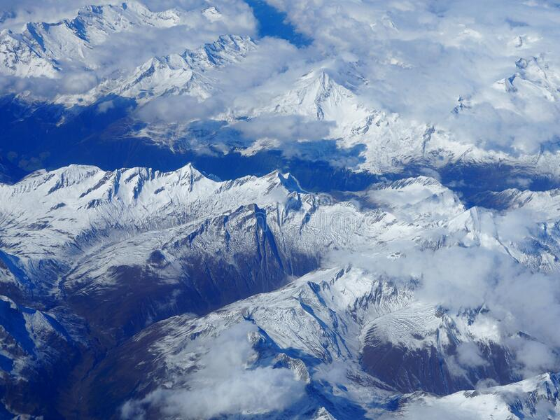 Blue White Clouds And Mountains Photo Free Public Domain Cc0 Image