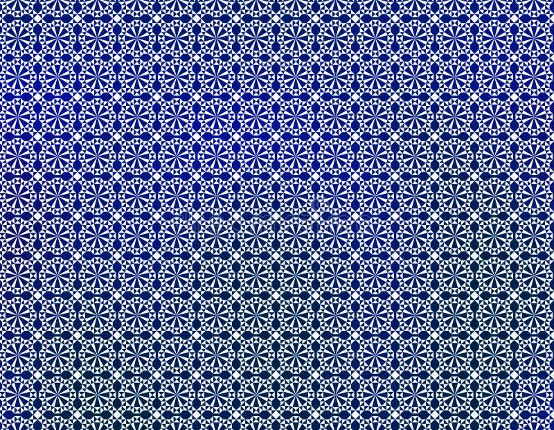 blue white geometric background wallpaper royalty free. Black Bedroom Furniture Sets. Home Design Ideas