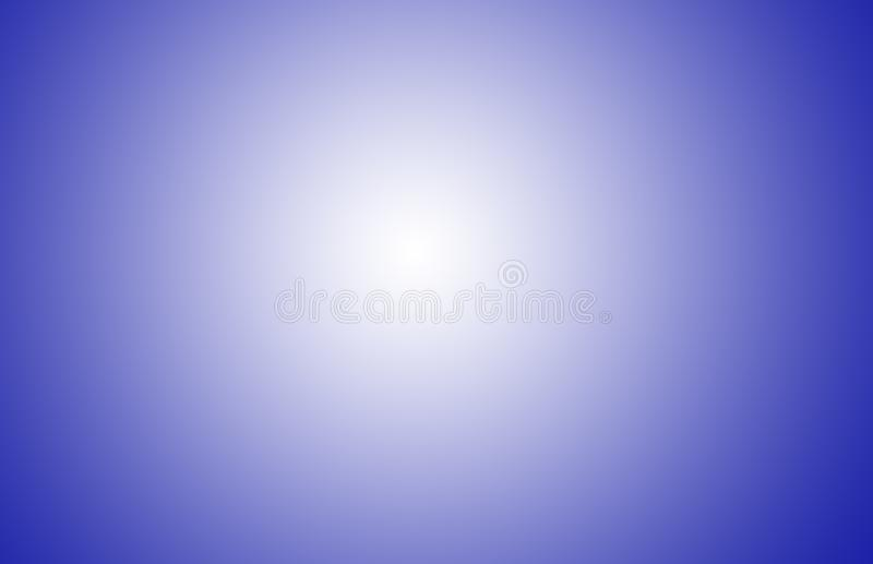 Blue and white gradient royalty free stock images
