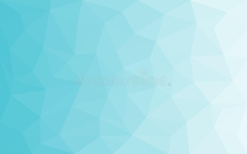 Blue White Light Polygonal Background, Vector illustration, Business Design Templates frozen background winter stock illustration
