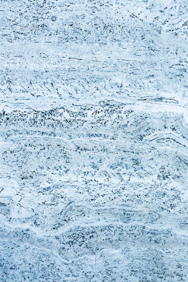 Blue and white marble texture royalty free stock image