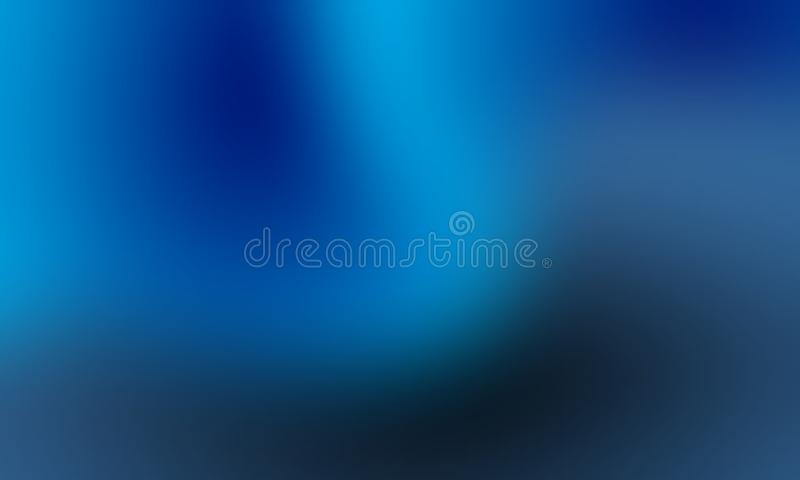Blue and white pastel colors abstract blur background wallpaper, vector illustration. vector illustration