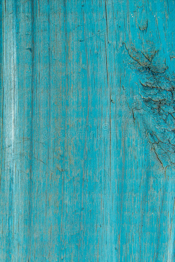 Blue wood grain background texture stock photography