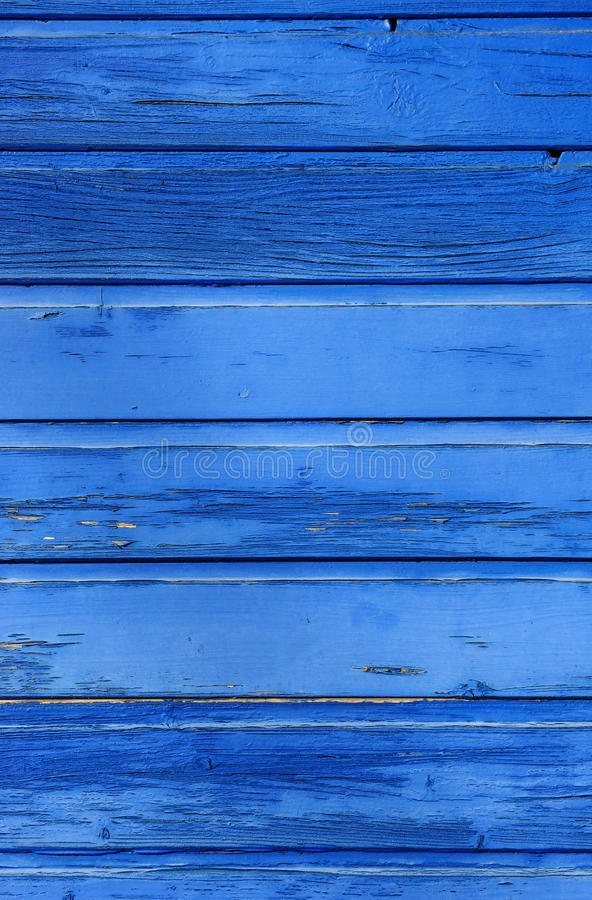 Free Blue Wood Texture Stock Images - 48701394