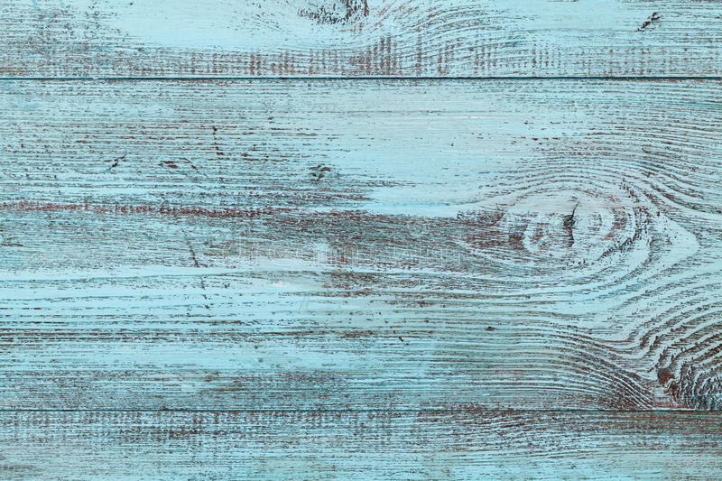 Blue wood texture, vintage background royalty free stock photos