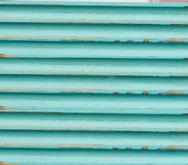 Blue wooden textured background stock image