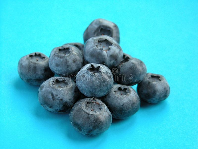 Download Blueberries stock image. Image of blueberries, agriculture - 177331