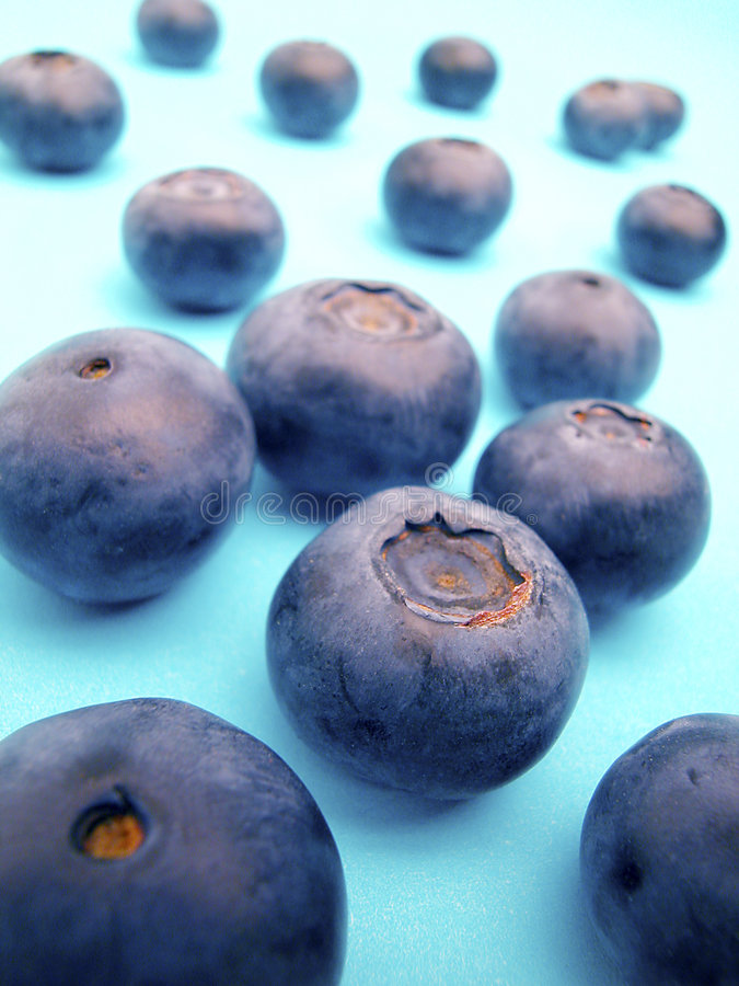 Download Blueberries Stock Photos - Image: 3774913