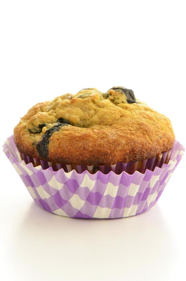 Download Blueberry banana muffin stock photo. Image of space, blueberry - 38411056