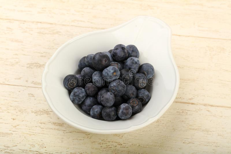 Blueberry royalty free stock photo