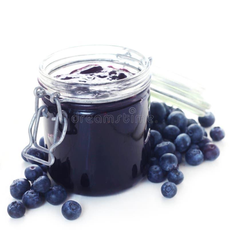 Blueberry Jam obraz stock
