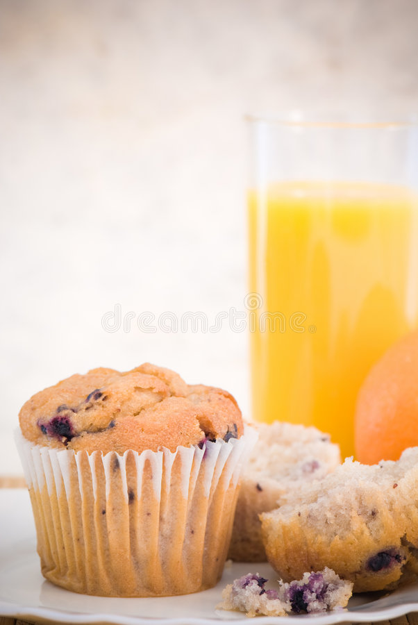 Free Blueberry Muffin Stock Photos - 7652673