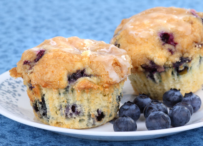 Download Blueberry Muffins Royalty Free Stock Photo - Image: 18894815