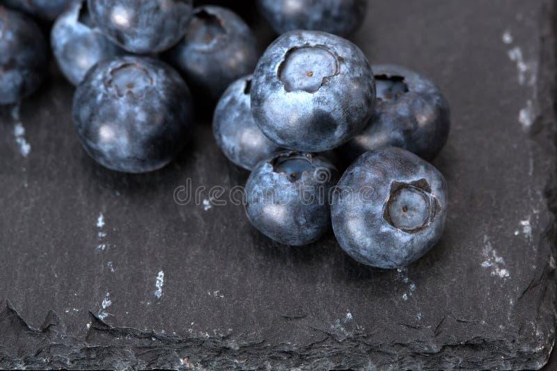 Blueberry pile royalty free stock photo