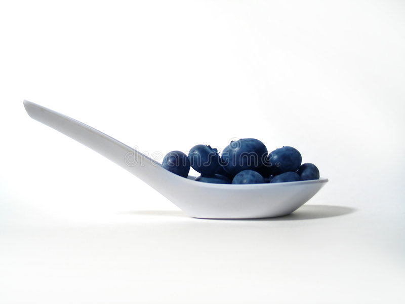 Download Blueberry Scoop stock image. Image of blue, fruity, fresh - 12581