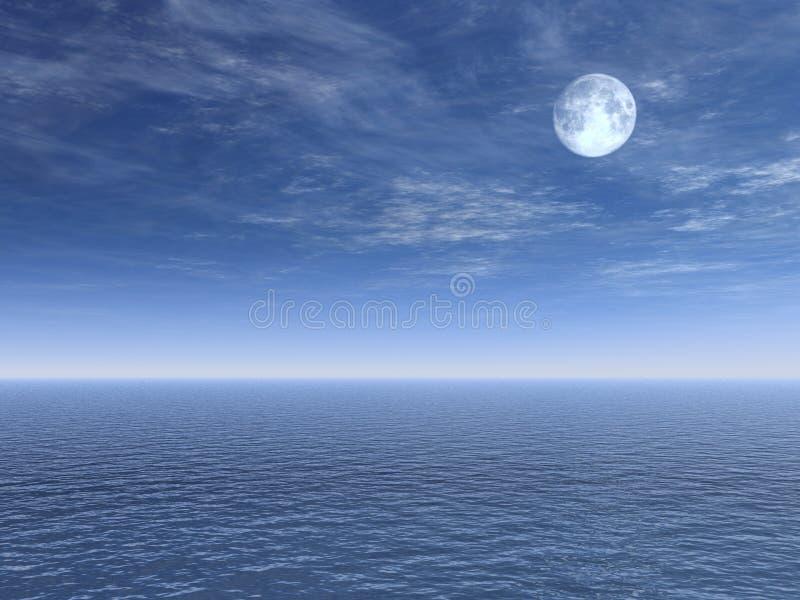 BlueOcean fotografie stock libere da diritti