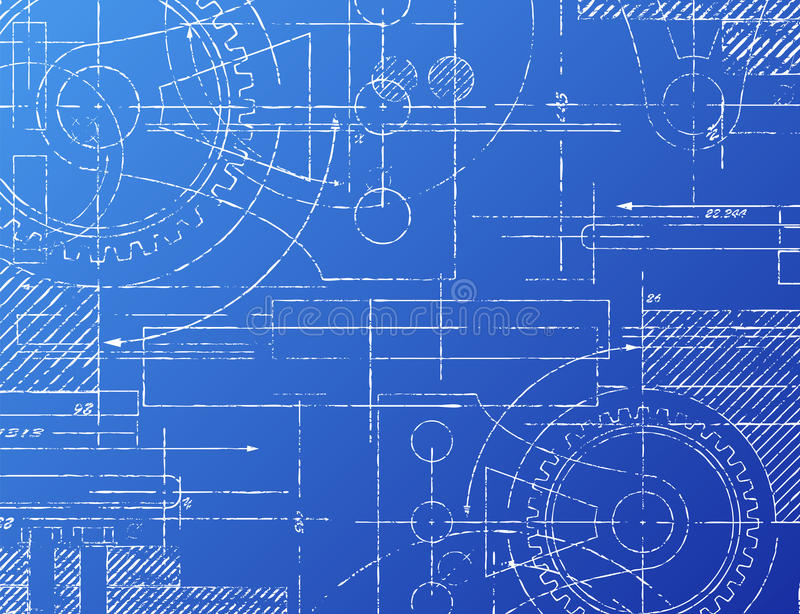 Blueprint stock vector illustration of design illustration download blueprint stock vector illustration of design illustration 26089173 malvernweather Gallery