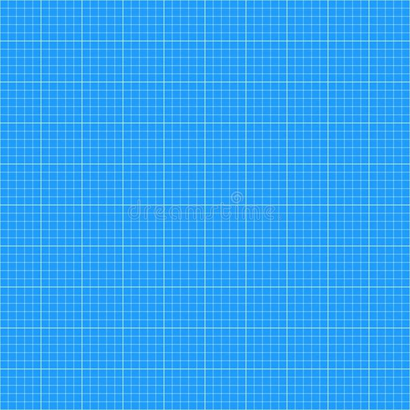 Blueprint grid seamless pattern texture background vector blueprint grid seamless pattern background texture vector illustration malvernweather Choice Image