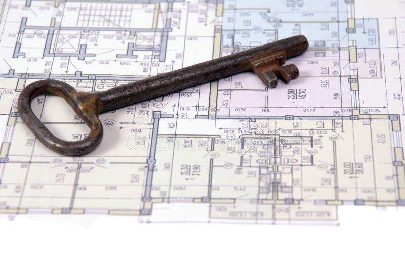 Blueprint of house plans