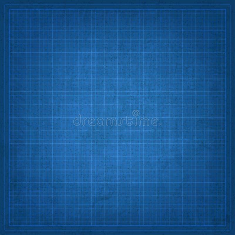 Free Blueprint Old Background Stock Images - 49307834