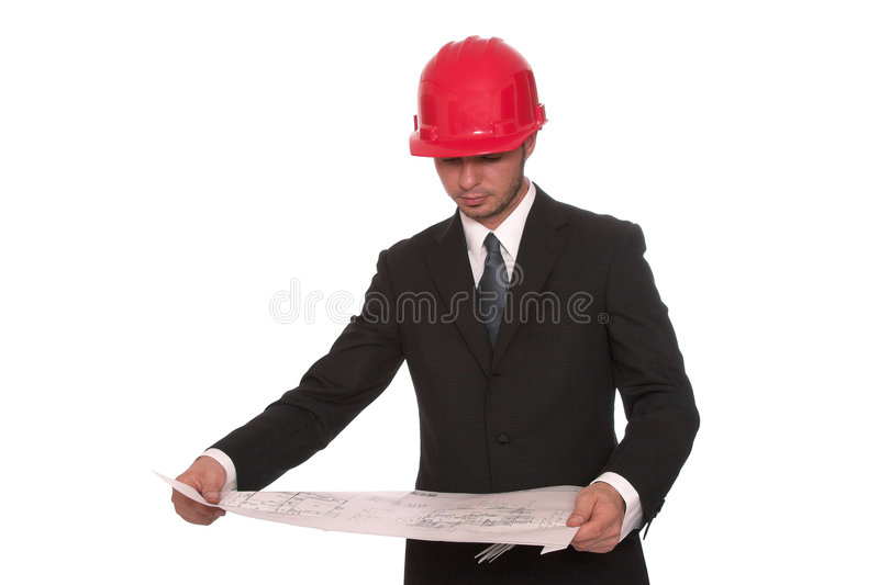 Download Blueprints stock image. Image of people, foreman, clipboard - 1400197